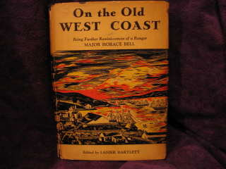 Image for On The Old West Coast.