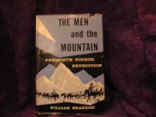 Image for The Men and the Mountain.