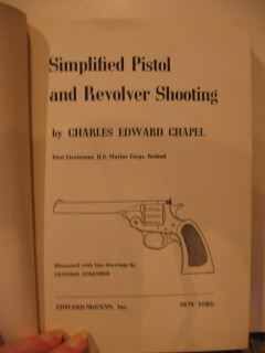 Image for Simplified Pistol and Revolver Shooting.