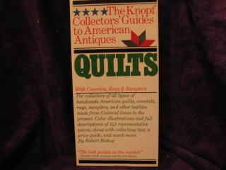 Image for Knopf's Collector's Guide to American Antiques - Quilts.