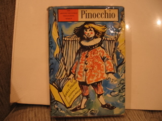 Image for The Adventures of Pinocchio.