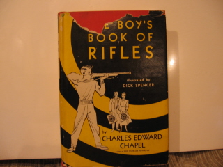 Image for The Boys Book of Rifles.