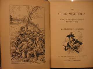 Image for The Young Minutemen.