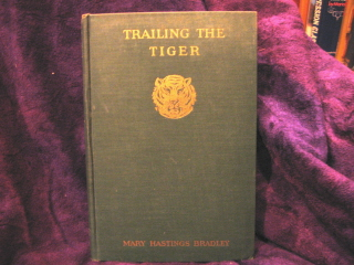 Image for Trailing The Tiger.