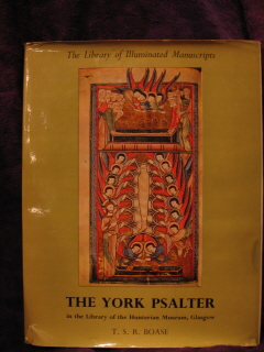 Image for The York Psalter.