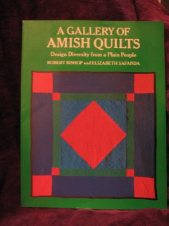 Image for A Gallery of Amish Quilts.