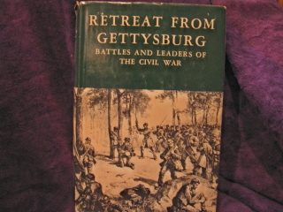 Image for Retreat from Gettysburg.