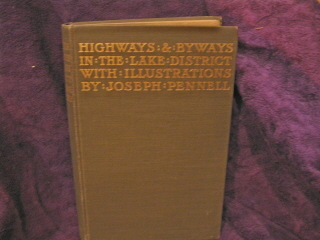 Image for Highways and byways in the Lake District (The English Lakes).