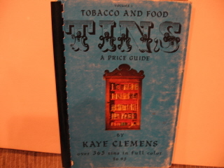 Image for Tobacco and Food Tins. A Price Guide.